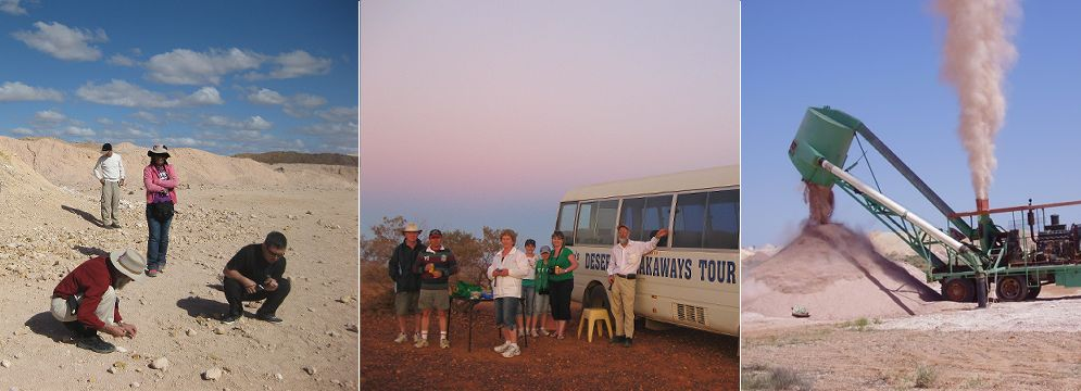 Raeka Down Under Coober PedyTours